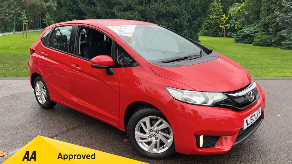 Honda Jazz 1.3 SE CVT Automatic 5 door Hatchback (2017) image