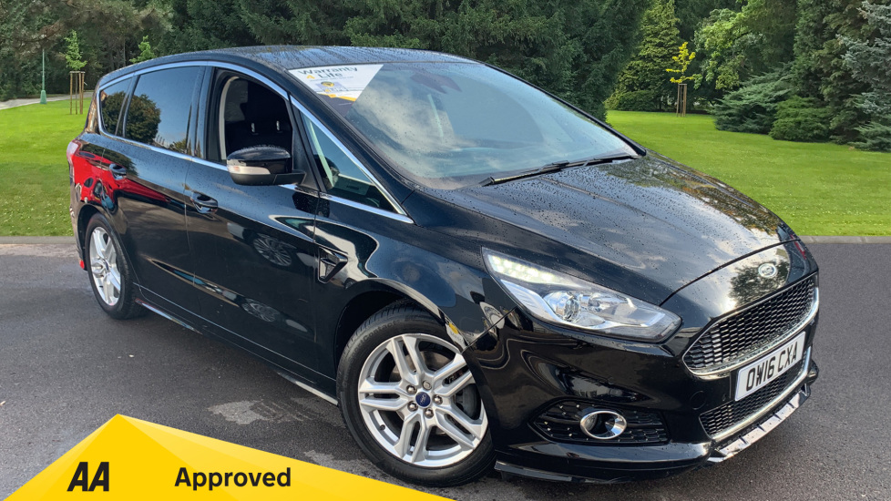 Ford S-MAX 2.0 TDCi 210 Titanium Sport 5dr Powershift Diesel Automatic Estate (2016) image