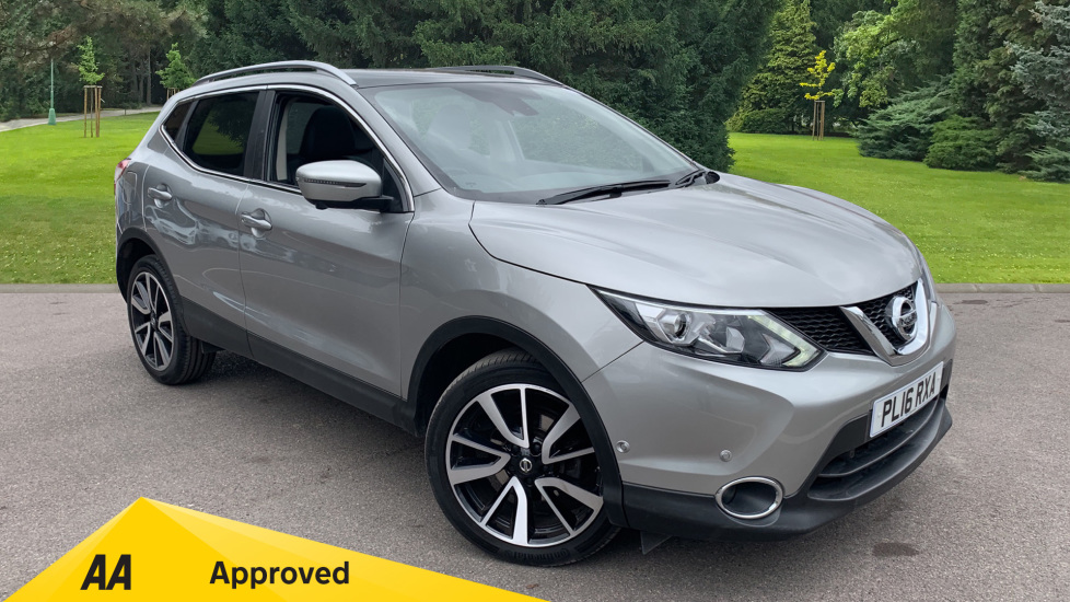 Nissan Qashqai 1.2 DiG-T Tekna [Non-Panoramic] Xtronic Automatic 5 door Hatchback (2016) image