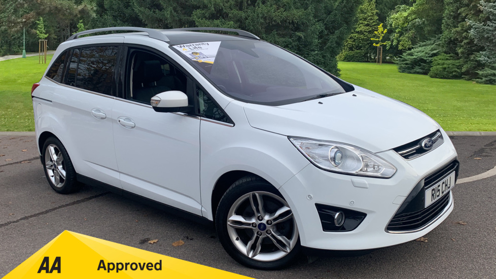 Ford Grand C-MAX 2.0 TDCi 163 Titanium X 5dr Powershift Diesel Automatic Estate (2014)