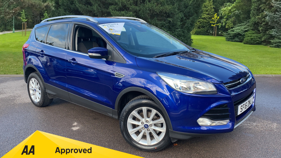 Ford Kuga 1.5 EcoBoost Titanium 2WD 5 door Estate (2016)