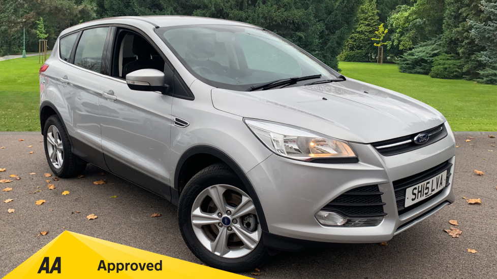 Ford Kuga 2.0 TDCi 150 Zetec 2WD Diesel 5 door Estate (2015) image