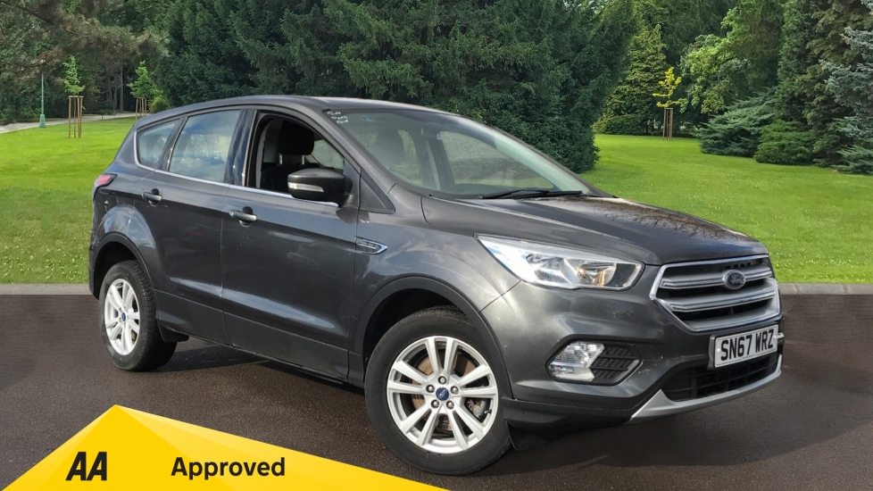 Ford Kuga 1.5 TDCi Zetec 2WD Diesel 5 door MPV (2018) available from Bolton Motor Park Abarth, Fiat and Mazda thumbnail image
