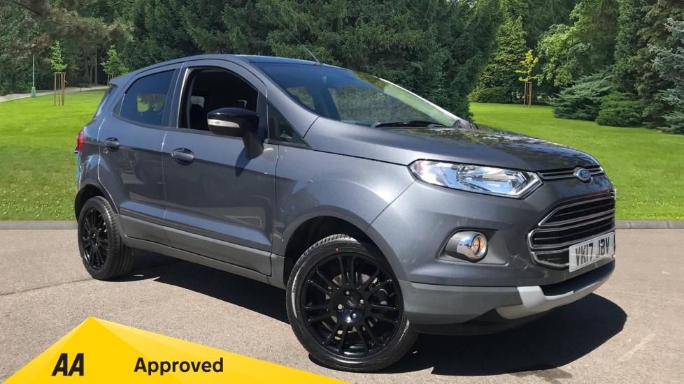 Ford EcoSport 1.0 EcoBoost 140 Titanium S 5dr Hatchback (2017)