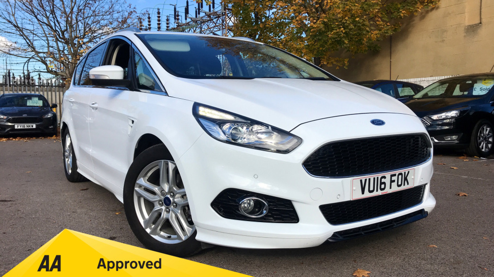 Ford S-MAX 2.0 EcoBoost Titanium Sport 5dr Automatic MPV (2016) image