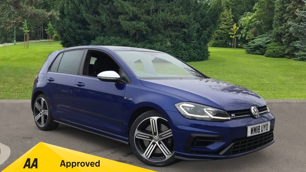 Volkswagen Golf 2.0 TSI 310 R 4MOTION DSG Automatic 5 door Hatchback (2018) image