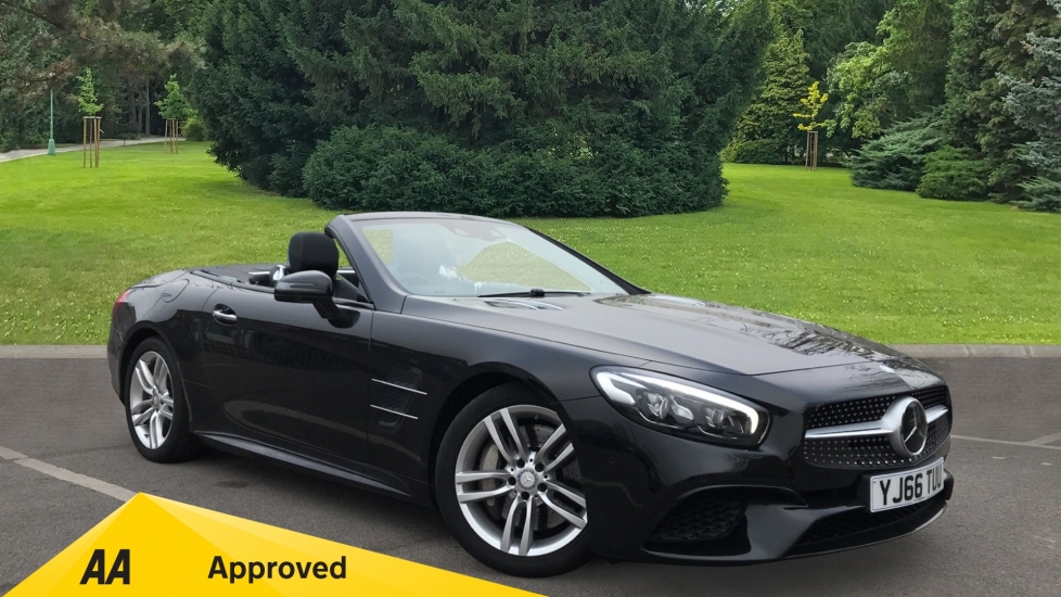 Mercedes-Benz SL-Class SL 400 Edition 2dr 9G-Tronic 3.0 Automatic Convertible (2016) image
