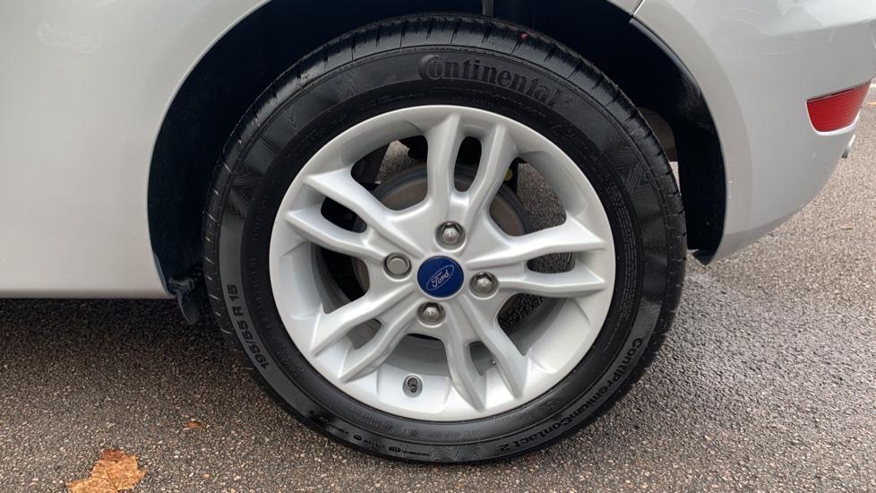 Ford Fiesta 1.0 EcoBoost Zetec 3dr image 8
