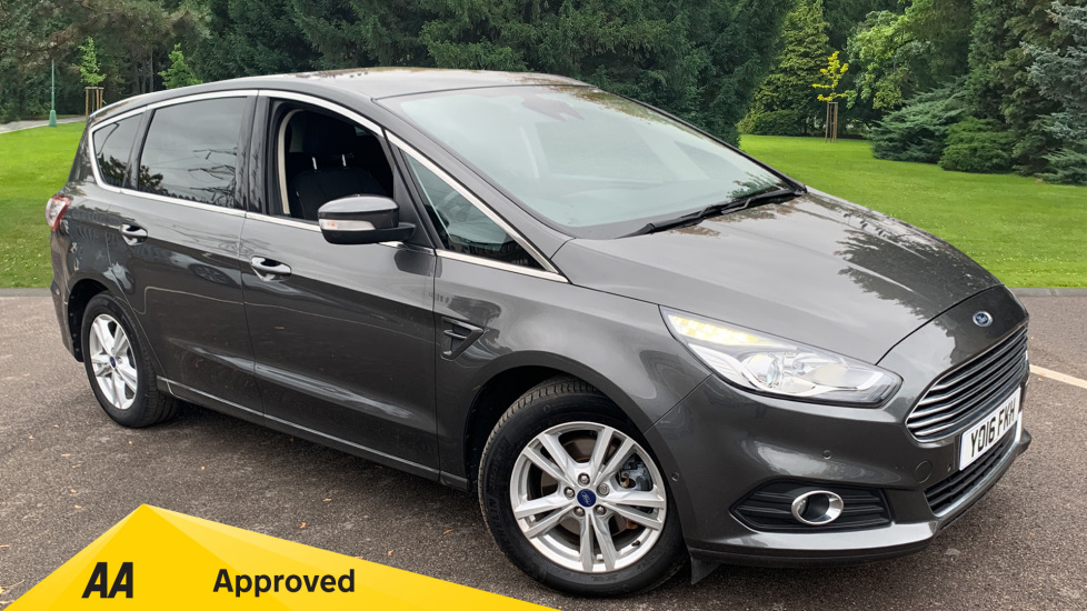 Ford S-MAX 2.0 TDCi 150 Titanium 5dr Powershift Diesel Automatic Estate (2016) image