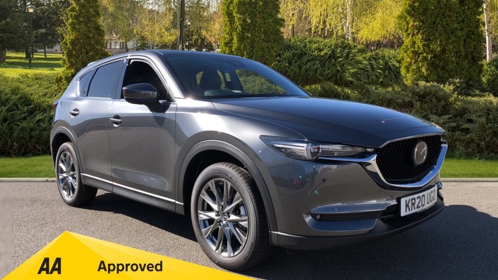 Mazda CX-5 2.2d [184] GT Sport Nav+ AWD Diesel 5 door Estate image