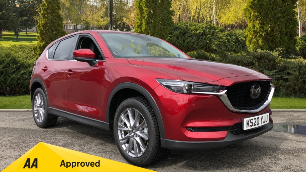 Mazda CX-5 2.2d Sport [Safety Pack] Diesel Automatic 5 door Estate image