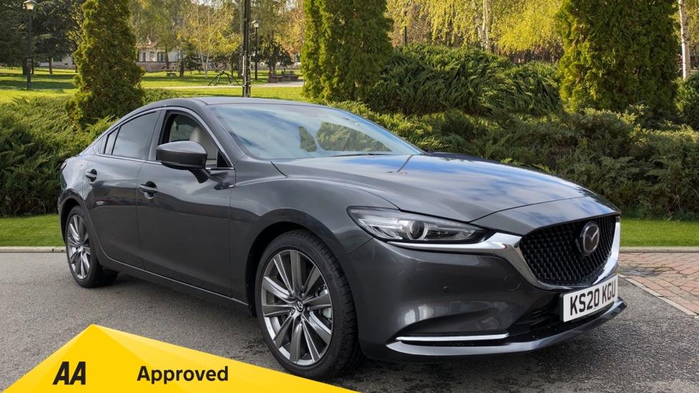 Mazda 6 2.2d [184] Sport Nav+ Diesel Automatic 4 door Saloon image
