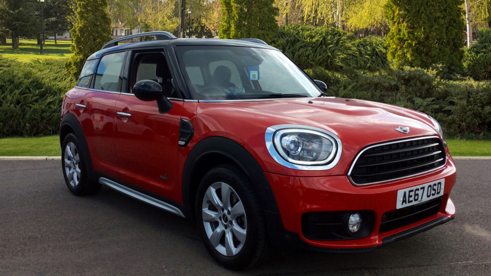 Mini Countryman 1.5 Cooper ALL4 Automatic 5 door Hatchback (2017) image