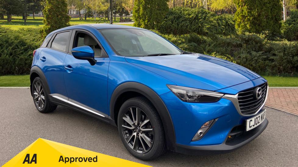 Mazda CX-3 2.0 Sport Nav 5dr Hatchback (2015) image