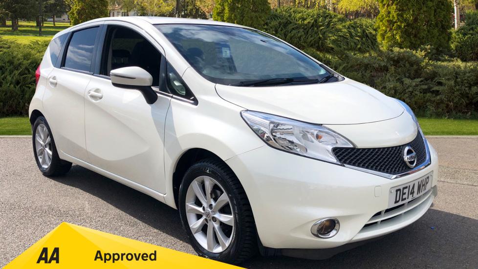 Nissan Note 1.2 DiG-S Acenta Premium 5dr Automatic Hatchback (2014) image