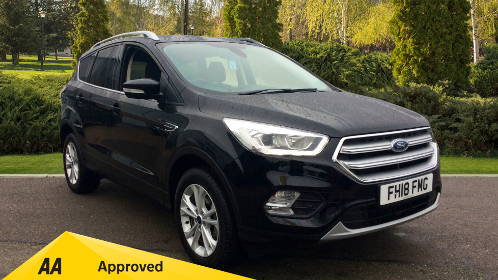 Ford Kuga 1.5 EcoBoost Titanium 2WD 5 door Estate (2018) image