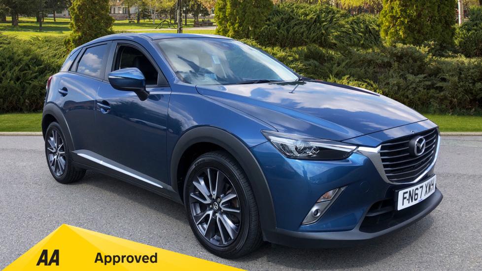 Mazda CX-3 1.5d Sport Nav AWD Diesel 5 door Hatchback (2017) image