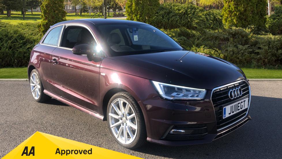 Audi A1 1.6 TDI S Line 3dr Diesel Hatchback (2015) image