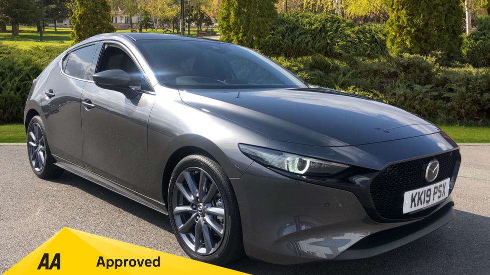 Mazda 3 2.0 Skyactiv-G GT Sport Tech Automatic 5 door Hatchback (2019) image