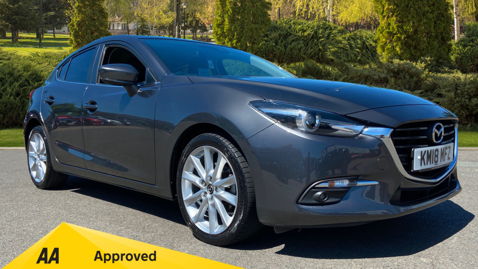Mazda 3 2.0 Sport Nav 5dr [Leather] Hatchback (2018)
