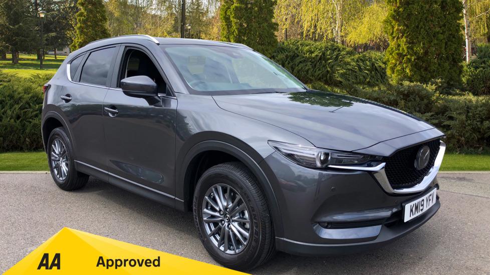 Mazda CX-5 2.2d SE-L Nav+ 5dr Diesel Automatic Estate (2019) image