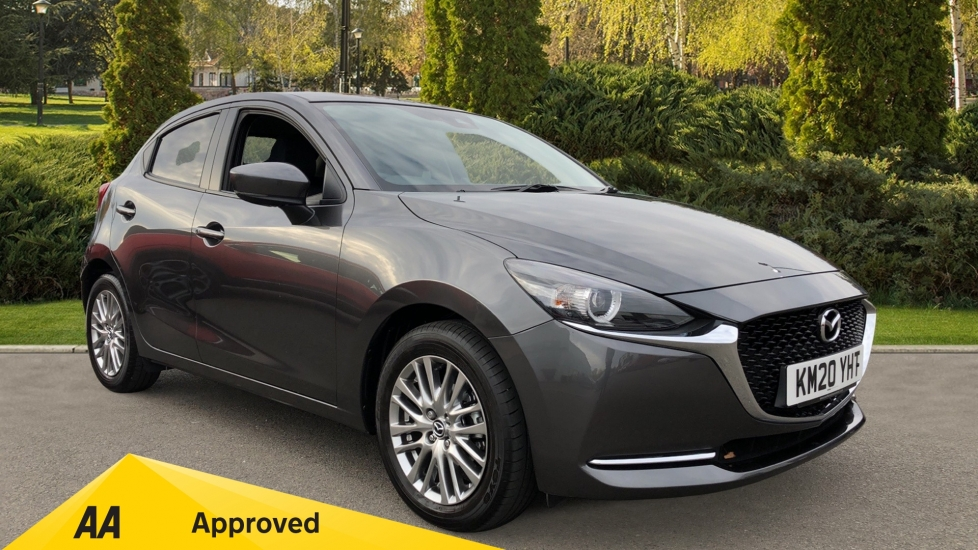 Mazda 2 1.5 Skyactiv-G Sport Nav Automatic 5 door Hatchback (2020) image