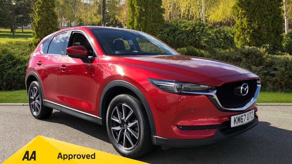 Mazda CX-5 2.2d [175] Sport Nav 5dr AWD Diesel Automatic Estate (2017)