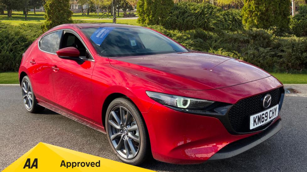Mazda 3 2.0 Skyactiv-G MHEV Sport Lux 5dr Hatchback (2019) image