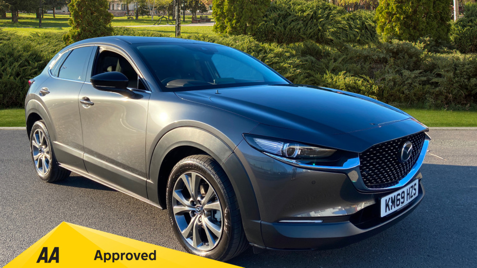 Mazda CX-30 2.0 Skyactiv-X MHEV GT Sport Tech AWD Automatic 5 door Hatchback (2019)