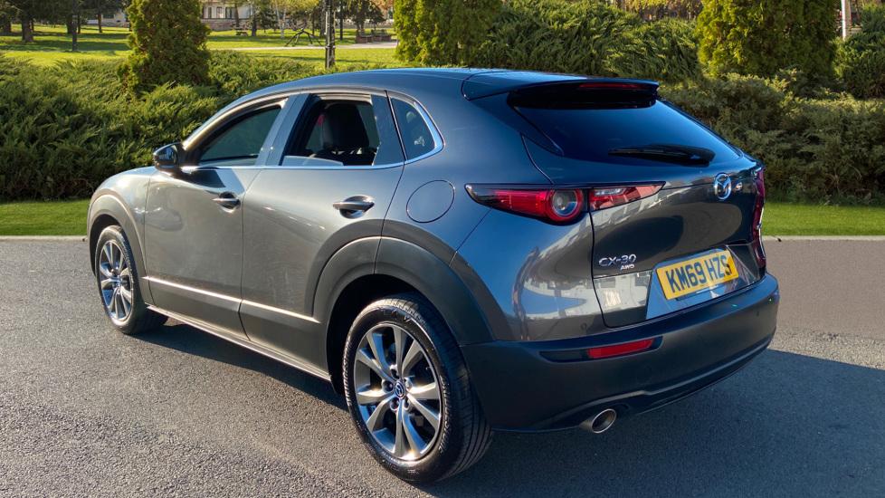 Mazda CX-30 2.0 Skyactiv-X MHEV GT Sport Tech AWD image 2