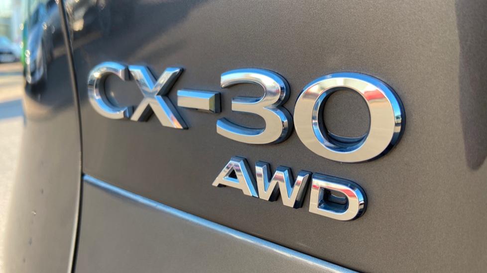 Mazda CX-30 2.0 Skyactiv-X MHEV GT Sport Tech AWD image 12