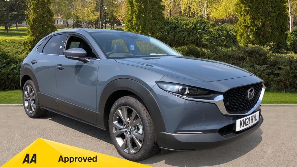Mazda CX-30 2.0 Skyactiv-X MHEV GT Sport 5dr AWD - Power Liftgate, Reversing Camera Hatchback (2021) image