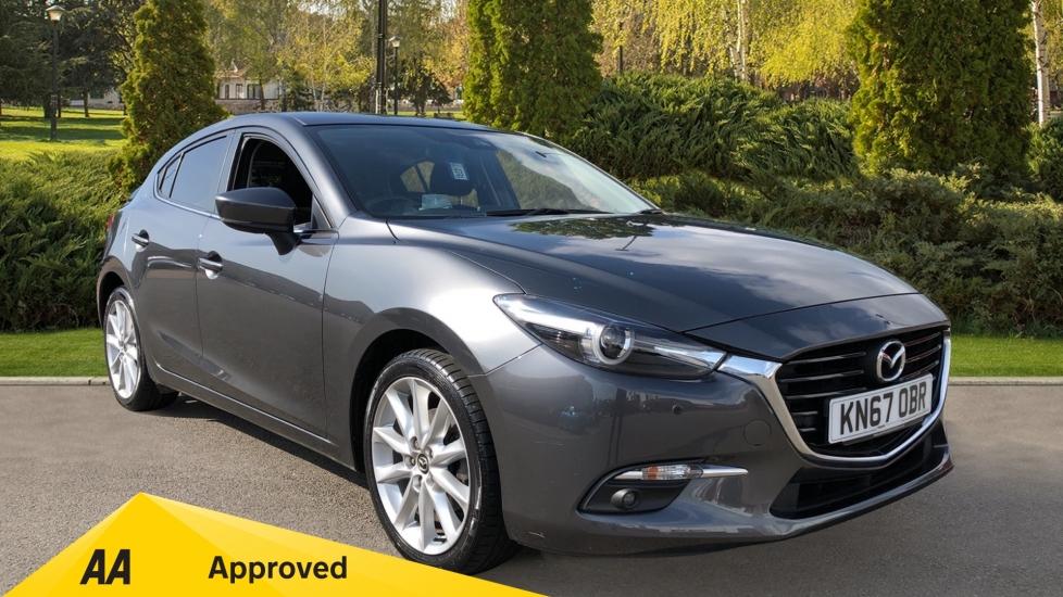 Mazda 3 Hatchback 2.0 Sport Nav 5dr - Reversing Camera, Bose Surround Sound System Hatchback (2017)