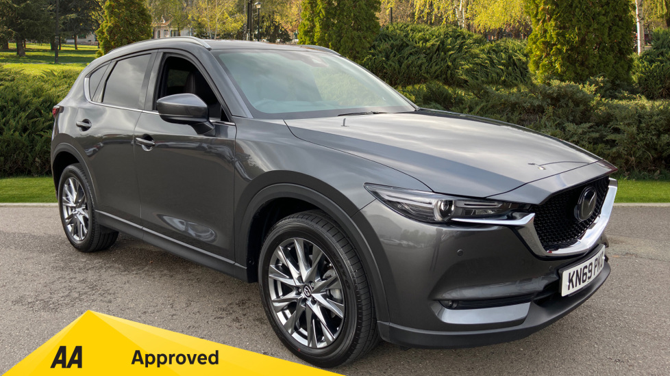 Mazda CX-5 2.2d [184] GT Sport Nav+ 5dr Auto AWD Diesel Automatic Estate (2019) image