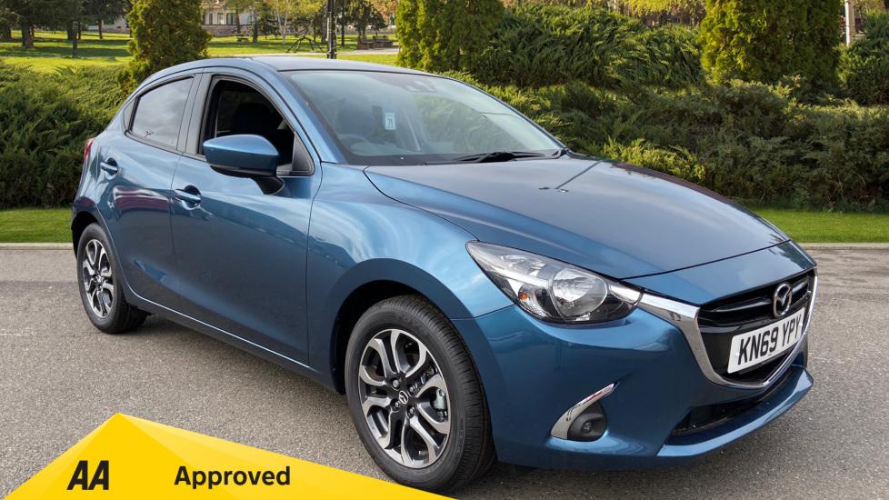 Mazda 2 1.5 Sport Nav+ 5dr Auto Automatic Hatchback (2019)