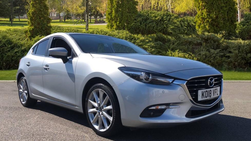Mazda 3 2.0 Sport Nav 5dr 3 door Hatchback (2018) image