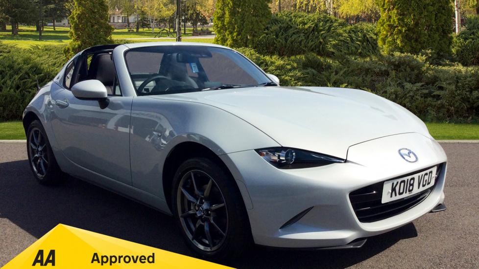 Mazda MX-5 1.5 Sport Nav 2dr Convertible (2018) image