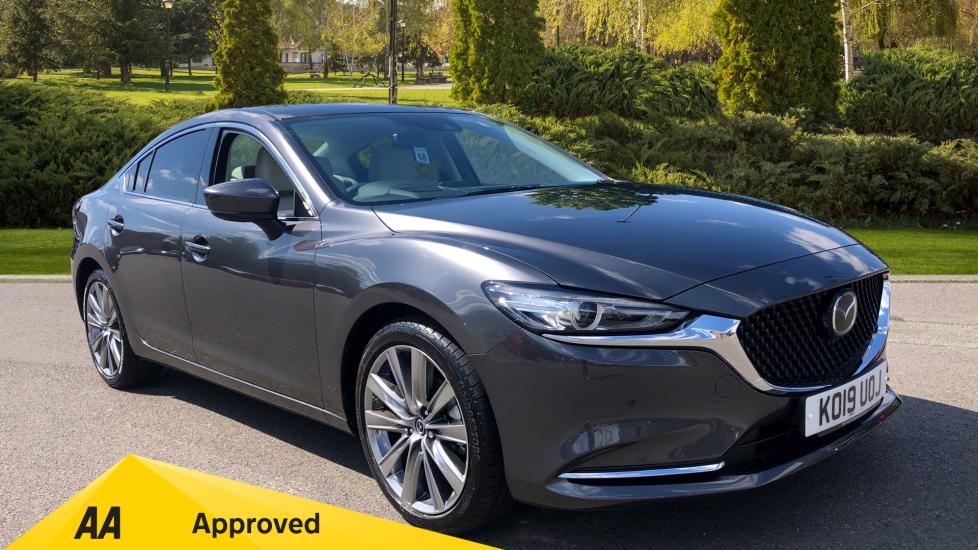 Mazda 6 2.0 Sport Nav+ 4dr Saloon (2019) image