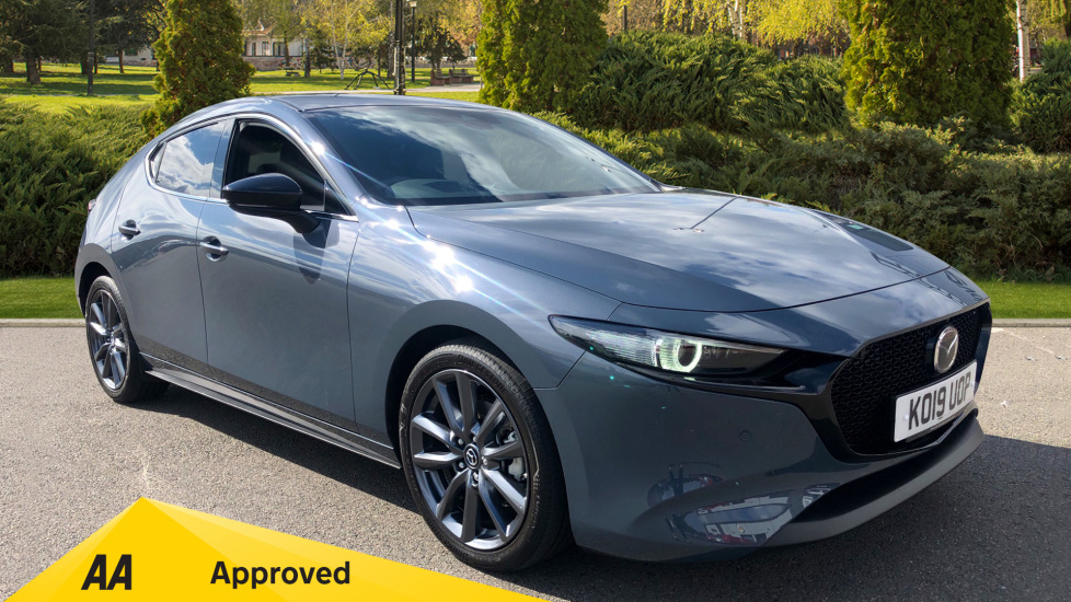 Mazda 3 2.0 GT Sport Tech 5 door Hatchback (2019) image