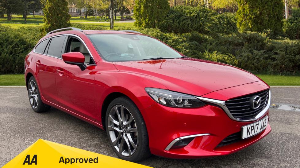 Mazda 6 2.0 Sport Nav 5dr Estate (2017) image