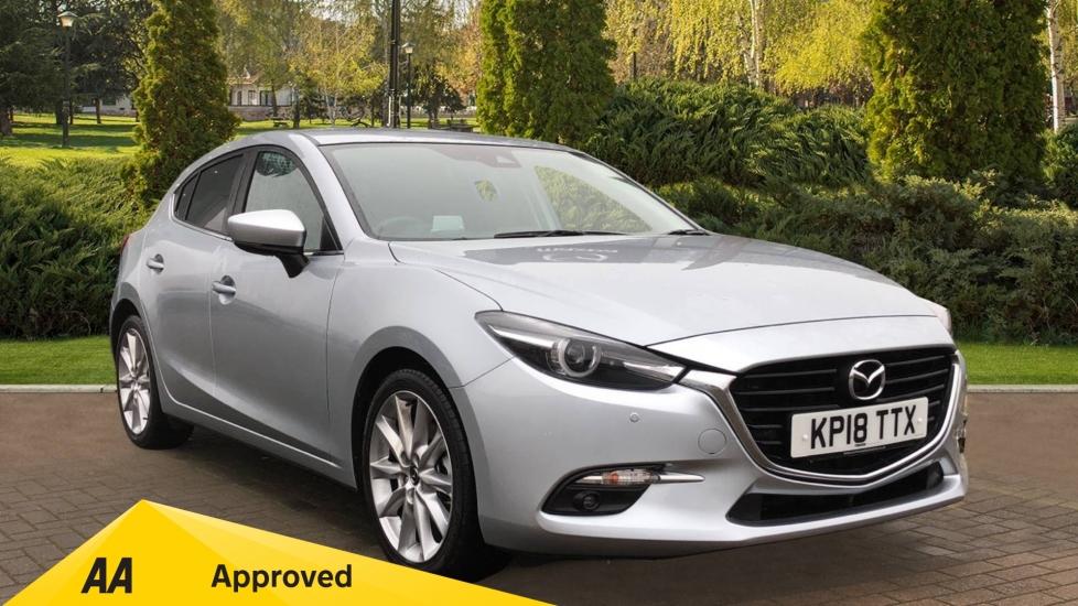 Mazda 3 2.0 Sport Nav Leather Automatic 5 door Hatchback (2018) image