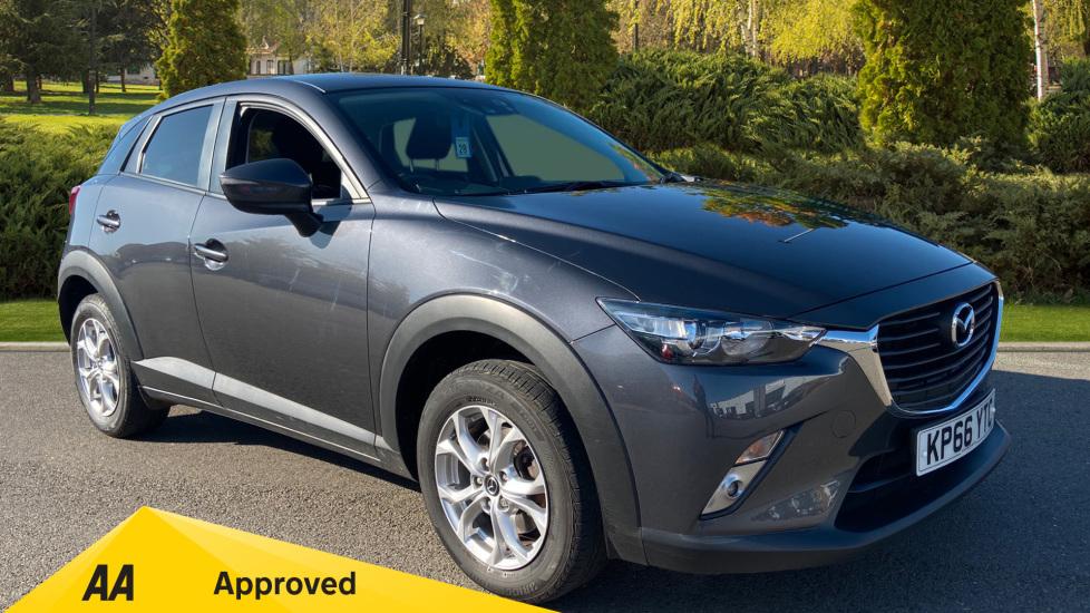 Mazda CX-3 2.0 SE-L Nav 5dr Hatchback (2016) image