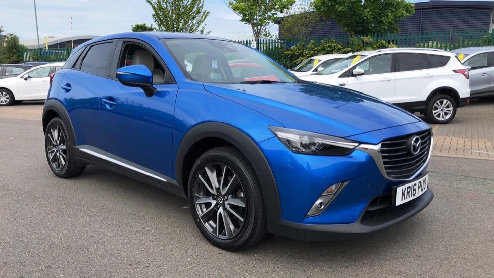Mazda CX-3 2.0 Sport Nav 5dr Hatchback (2016)