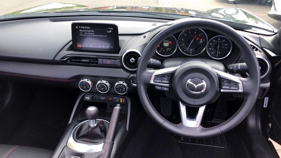 Mazda MX-5 1.5 [132] Sport Nav+ 2dr image 9