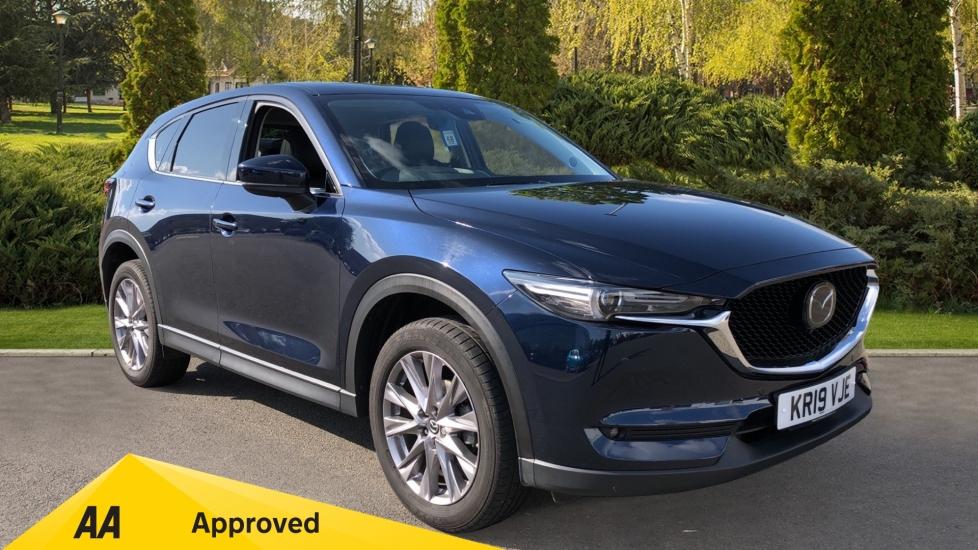 Mazda CX-5 2.0 Sport Nav+ 5dr Automatic Estate (2019) image