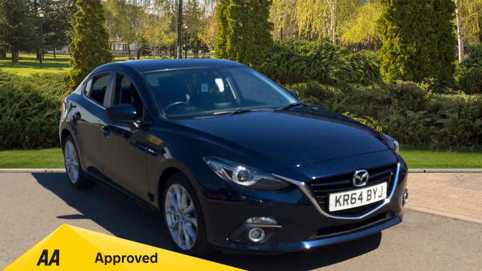 Mazda 3 2.0 Sport Nav 4dr Saloon (2014) image