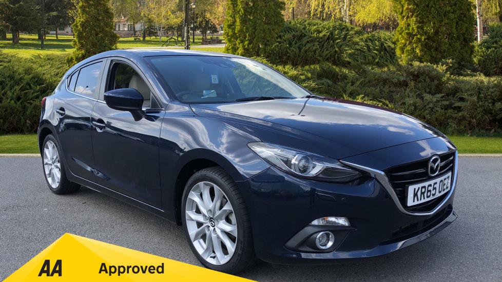 Mazda 3 2.2d Sport Nav 5dr Diesel Hatchback (2015) image