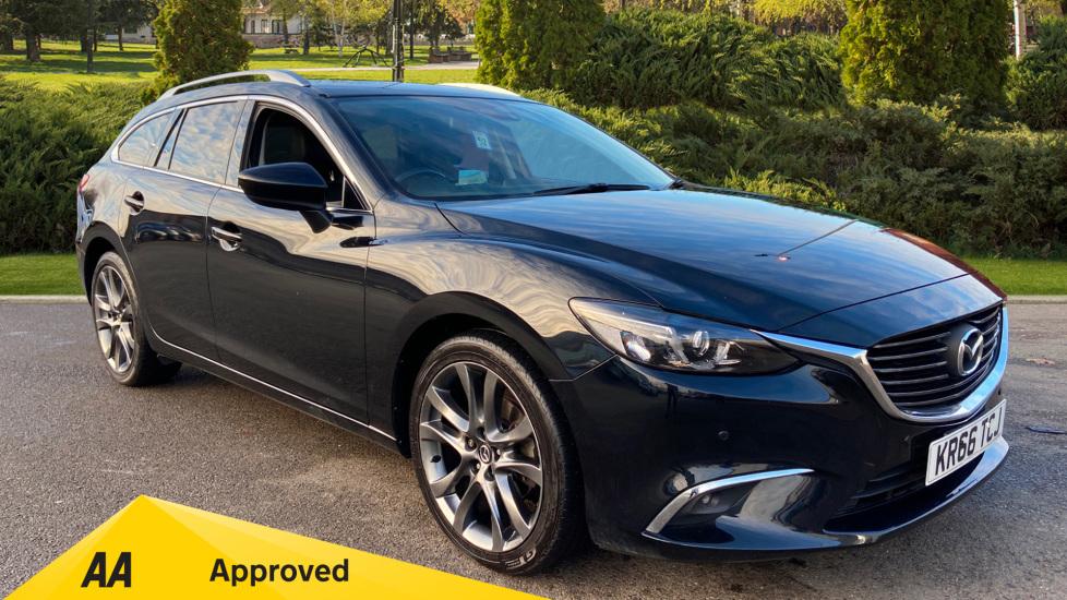Mazda 6 2.2d Sport Nav 5dr Diesel Estate (2016) image