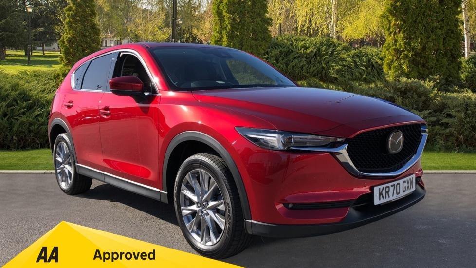 Mazda CX-5 2.0 Sport 5dr Estate (2020) image