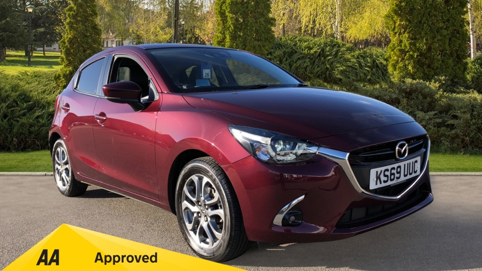 Mazda 2 1.5 GT Sport Nav+ 5dr - Rear view camera - Heated Front Seats -  Hatchback (2019)